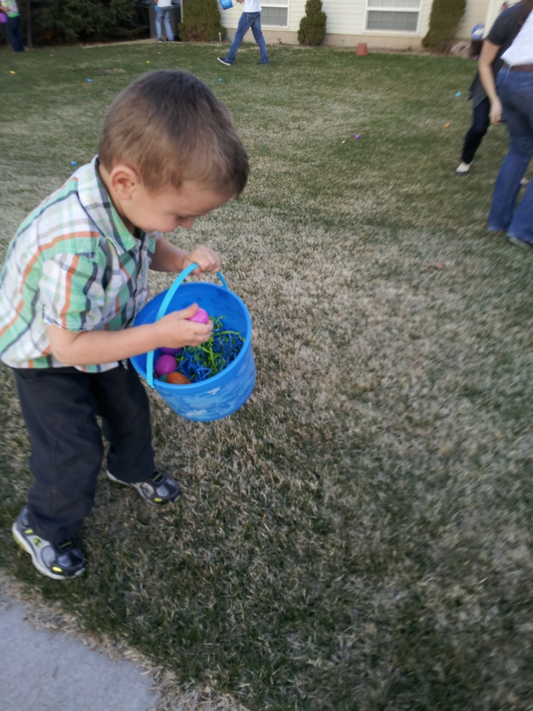 Finding Eggs
